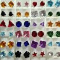 Øresticks i mange farver og faconer