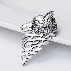 Ulve-badge