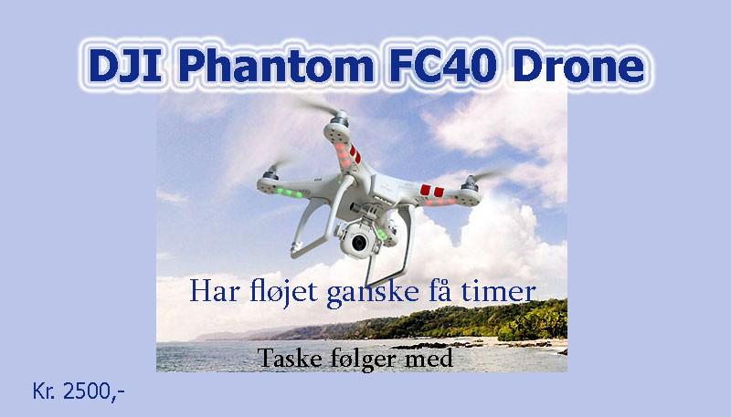 FC40 drone